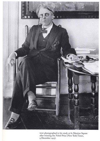 William Butler Yeats (1865-1939)